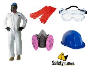 Safety Gear First - Raccoon Poop